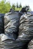 Borse di rifiuti Immagine Stock Libera da Diritti