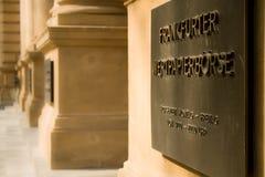 Borse in Frankfurt Lizenzfreie Stockbilder