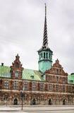 Borsen (The Stock Exchange), Copenhagen Stock Photo