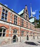 Borsen - troca conservada em estoque em Copenhaga fotografia de stock