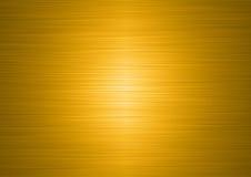 borstad guldplatta vektor illustrationer