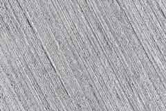 Borstad konkret texturbakgrund Royaltyfri Fotografi