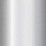 Borstad metall Royaltyfri Foto