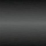 Borstad metallbakgrund. mall för metallplatta Royaltyfri Foto