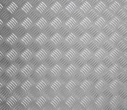 borstad metallpanel Royaltyfri Bild