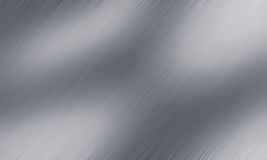 borstat blankt stål stock illustrationer