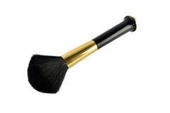 Borstel voor make-up op witte achtergrond Royalty-vrije Stock Fotografie