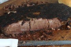 Borststuk van rundvlees stock foto