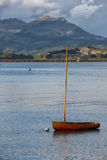 Borth y Gest. Situated on the edge of the River Glaslyn, the seaside village of Borth y Gest lies just over a mile south of Porthmadog. The village retains much royalty free stock photos
