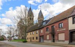 Borttappad stad Erkelenz-Immerath Royaltyfria Bilder