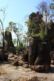 Borttappad stad, Litchfield nationalpark, nordligt territorium, Australien Royaltyfri Bild