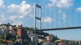 Borusan Contemporary Perili Kosk Istanbul is an art museum along the Bosphorus, Rumeli Hisari shore, Sariyer, Istanbul stock photos