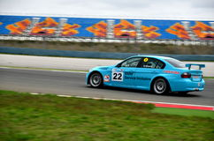 Borusan Motorsport Stock Photography