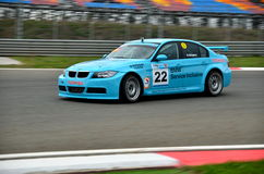 Borusan Motorsport Royalty Free Stock Photography