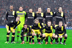 Borussia Dortmund Stock Foto's
