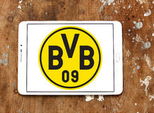 Borussia Dortmund, BVB-Fußball-Vereinlogo Lizenzfreie Stockfotografie