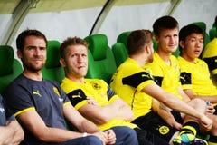 Borussia Dortmund Jakub Kuba Blaszczykowski Imagens de Stock