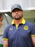 Borussia Dortmund Jurgen Klopp Imagens de Stock