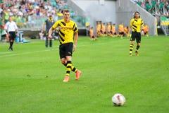 Borussia Dortmund. Lukasz Piszczek Stock Images
