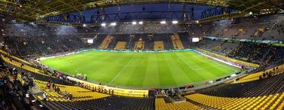 Borussia Dortmund. Signal Iduna Park Royalty Free Stock Images