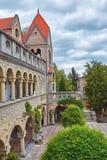 Bory Castle in Szekesfehervar Stock Images