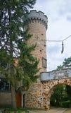 Bory Castle in Szekesfehervar Stock Image
