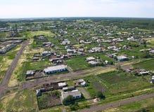 bosättning Arkivfoto