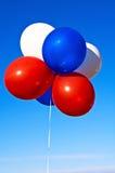 Bos van ballons Royalty-vrije Stock Afbeeldingen