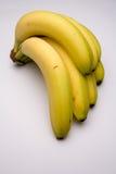 Bos van bananen Stock Afbeeldingen
