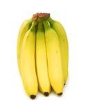 Bos van bananen Stock Afbeelding