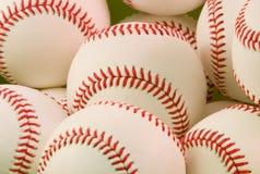 Bos van baseballs Royalty-vrije Stock Afbeeldingen
