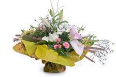 Bos van bloem Stock Fotografie