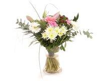 Bos van bloemen Stock Foto