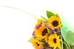 Bos van bloemen Royalty-vrije Stock Fotografie