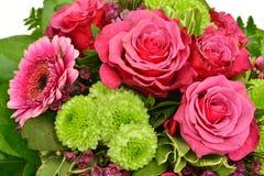 Bos van bloemen stock afbeeldingen