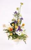 Bos van bloemen Stock Fotografie