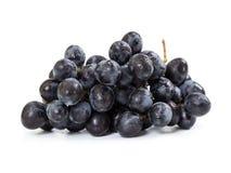 Bos van druiven met waterdalingen Royalty-vrije Stock Afbeelding
