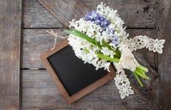 Bos van hyacinten Royalty-vrije Stock Afbeelding