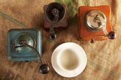 Bos van keukenmateriaal Royalty-vrije Stock Afbeeldingen