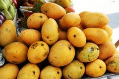 Bos van Mango's op Straat stock fotografie