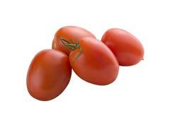 Bos van tomaten Stock Fotografie