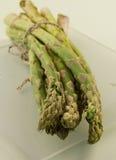 Bos van verse asperge Stock Foto