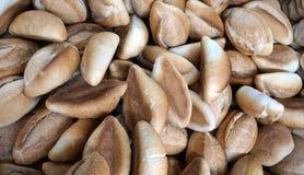 Bos van zout brood stock fotografie