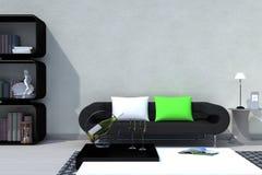 Bosatt design -02- Arkivfoto