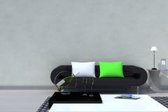 Bosatt design -03- Royaltyfria Bilder
