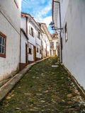 Bosatt historia i Ouro Preto (Minas Gerais - Brasilien) Arkivbild