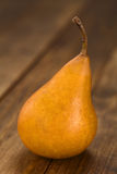 Bosc Pear Royalty Free Stock Photos