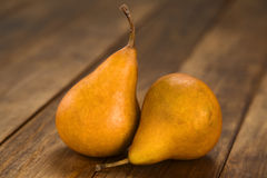 Bosc Pears Stock Photos
