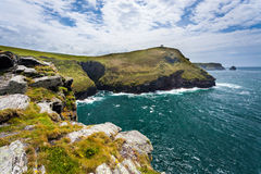 Boscastle Royalty Free Stock Photos