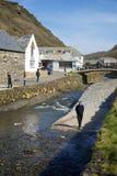 Boscastle, Cornwall, UK Stock Image